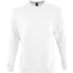textil Sweatshirts Sols NEW SUPREME COLORS DAY Blanco