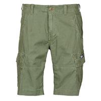 textil Herr Shorts / Bermudas Superdry CORE CARGO SHORTS Draft / Olivfärgad