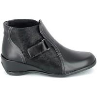 Skor Dam Boots Boissy Boots Noir Svart