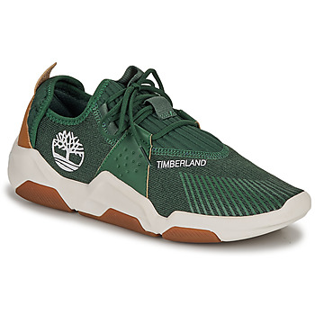 Skor Herr Sneakers Timberland Earth Rally Flexiknit Ox Grön