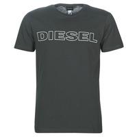 textil Herr T-shirts Diesel UMLT-JAKE Grå