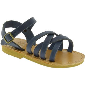 Skor Herr Sandaler Attica Sandals HEBE NUBUK BLUE blu
