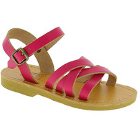 Skor Flickor Sandaler Attica Sandals HEBE CALF FUXIA Fucsia