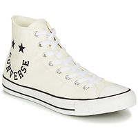 Skor Höga sneakers Converse Chuck Taylor All Star Chuck Taylor Cheerful Vit