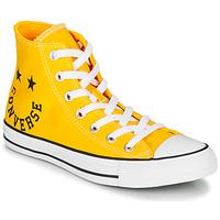 Skor Höga sneakers Converse CHUCK TAYLOR ALL STAR - HI Gul