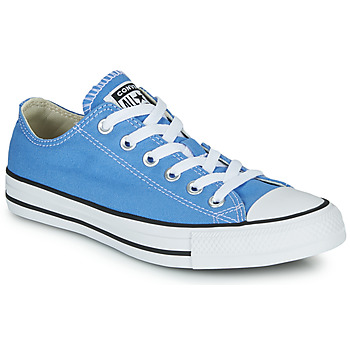 Skor Dam Sneakers Converse Chuck Taylor All Star Seasonal Color Blå