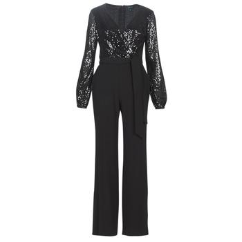 textil Dam Uniform Lauren Ralph Lauren Alexis Svart