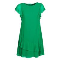 textil Dam Korta klänningar Lauren Ralph Lauren Arnould Grön