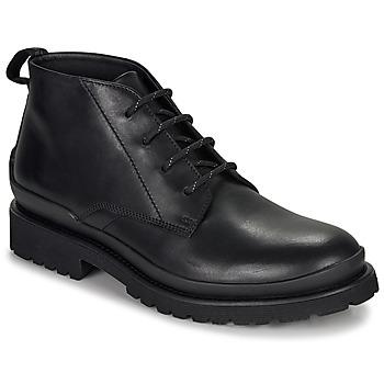 Skor Herr Boots HUGO SCOUT DESB IT Svart