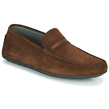 Skor Herr Loafers HUGO DANDY MOCC SD2 Brun