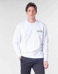 textil Herr Sweatshirts Versace Jeans Couture B7GVA7FB Vit