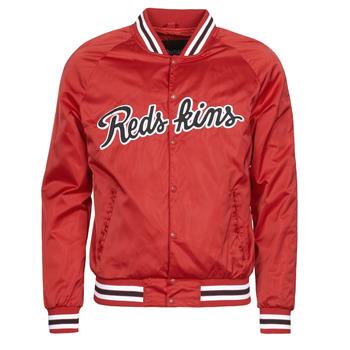textil Herr Vindjackor Redskins LAYBACK SWISH Röd
