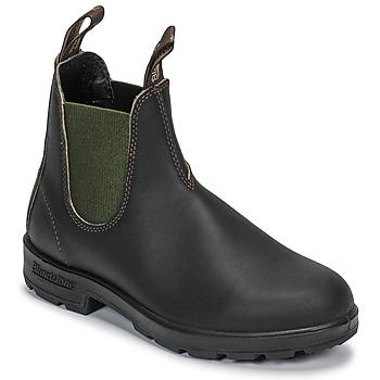 Skor Boots Blundstone ORIGINAL CHELSEA BOOTS 519 Brun / Kaki