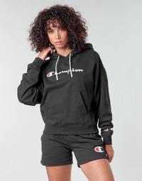 textil Dam Sweatshirts Champion KOOLIME Svart