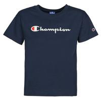 textil Dam T-shirts Champion KOOLATE Marin