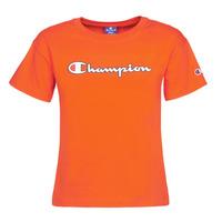 textil Dam T-shirts Champion KOOLATE Röd