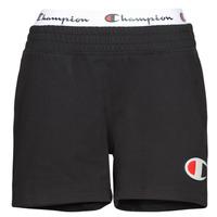 textil Dam Shorts / Bermudas Champion KOUSANE Svart