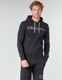 textil Herr Sweatshirts Champion 214183 Svart