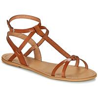 Skor Dam Sandaler So Size BEALO Kamel