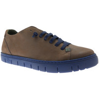 Skor Herr Sneakers Slowwalk SLOWKRAZma marrone