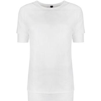textil Herr T-shirts Barbarossa Moratti  Vit