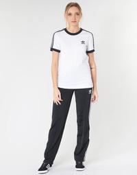 textil Dam Joggingbyxor adidas Originals FIREBIRD TP Svart