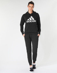 textil Dam Joggingbyxor adidas Performance E LIN PANT Svart