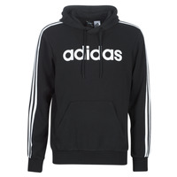 textil Herr Sweatshirts adidas Performance E 3S PO FL Svart