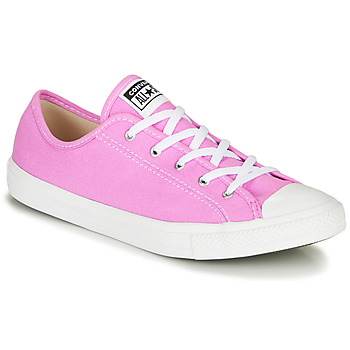 Skor Dam Sneakers Converse CHUCK TAYLOR ALL STAR DAINTY SEASONAL COLOR Rosa