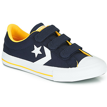 Skor Pojkar Sneakers Converse STAR PLAYER 3V VARSITY CANVAS Blå