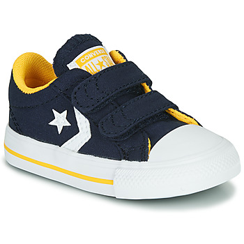 Skor Pojkar Sneakers Converse STAR PLAYER 2V VARSITY CANVAS Blå