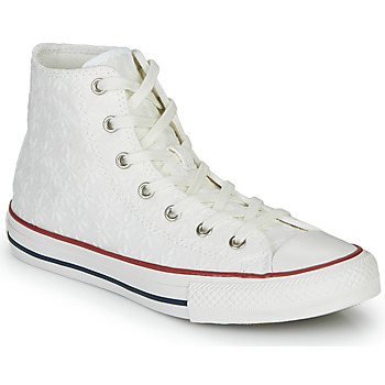 Skor Flickor Höga sneakers Converse Chuck Taylor All Star Little Miss Chuck Vit