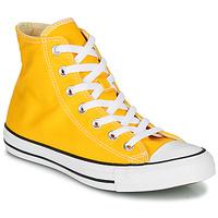 Skor Dam Höga sneakers Converse CHUCK TAYLOR ALL STAR SEASONAL COLOR Gul