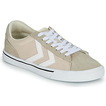 Skor Sneakers Hummel NILE CANVAS LOW Beige