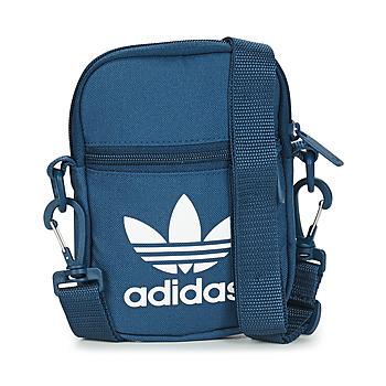 Väskor Portföljer adidas Originals FEST BAG TREF Blå / Marin