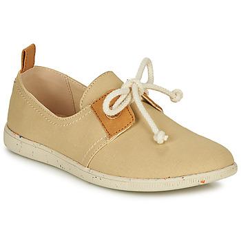 Skor Dam Sneakers Armistice STONE ONE Beige