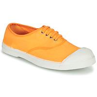 Skor Dam Sneakers Bensimon TENNIS LACET Orange