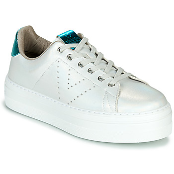 Skor Dam Sneakers Victoria BARCELONA METAL Vit