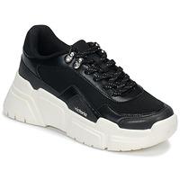 Skor Dam Sneakers Victoria TOTEM Svart / Vit