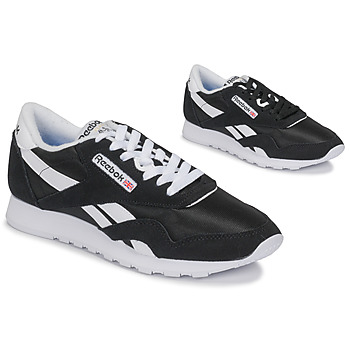 Skor Sneakers Reebok Classic CL NYLON Svart