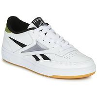 Skor Dam Sneakers Reebok Classic CLUB C REVENGE MARK Vit / Guldfärgad