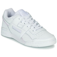 Skor Dam Sneakers Reebok Classic WORKOUT LO PLUS Vit