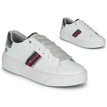 Skor Dam Sneakers Dockers by Gerli 46BK204-591 Vit