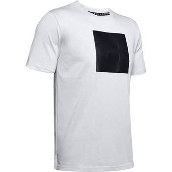 textil Herr T-shirts Under Armour Unstoppable Knit Tee 1345643-014