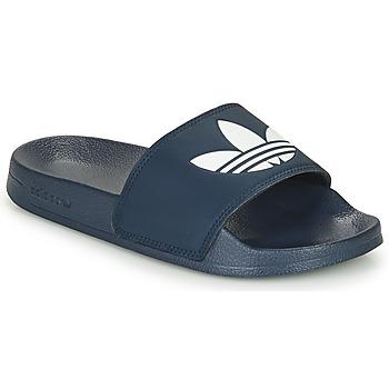 Skor Flipflops adidas Originals ADILETTE LITE Blå