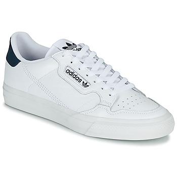 Skor Sneakers adidas Originals CONTINENTAL VULC Vit