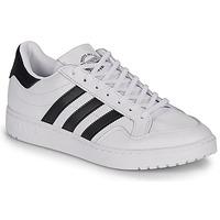Skor Sneakers adidas Originals MODERN 80 EUR COURT Vit / Svart