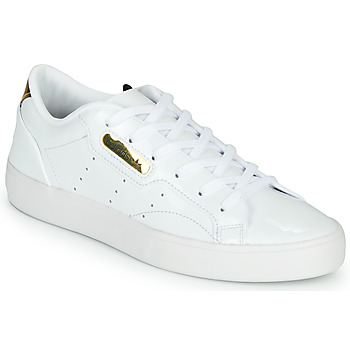 Skor Dam Sneakers adidas Originals adidas SLEEK W Vit