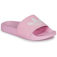 Skor Dam Flipflops adidas Originals ADILETTE LITE W Rosa