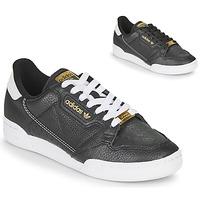 Skor Dam Sneakers adidas Originals CONTINENTAL 80 Svart